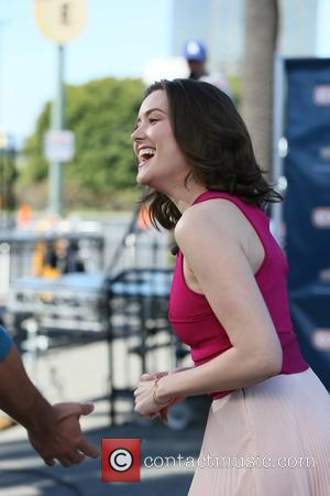 Megan Boone and Meghan Boone