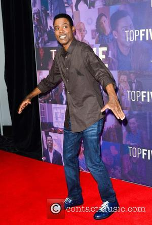Chris Rock - A variety of stars including American comedian Chris Rock were photographed as they attended the 'Top Five'...