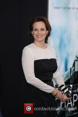 Sigourney Weaver - A variety of stars were photographed as they took to the red carpet World film premiere of...