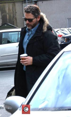 Eric Bana - Actor Eric Bana spotted arriving on set of Jim Sheridan movie 'The Secret Scripture', Dublin, Ireland -...