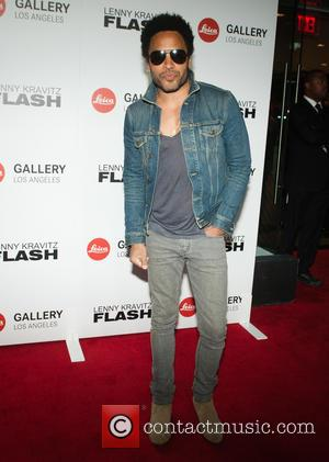 Lenny Kravitz: 'I Furnished My Home With Street Trash'