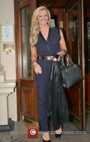 Michelle Mone OBE - Founder of Ultimo Lingerie Michelle Mone OBE spotted at The Shelbourne Hotel, Dublin, Ireland - 05.03.15....