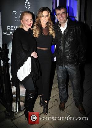 Emma Gregson, Dawn Ward and Simon Gregson