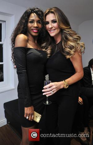Sinitta and Dawn Ward