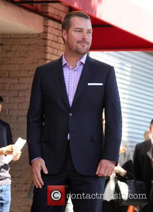 Chris O'Donnell - Chris O'Donnell is honored with a star on the Hollywood Walk of Fame at Hollywood Blvd -...