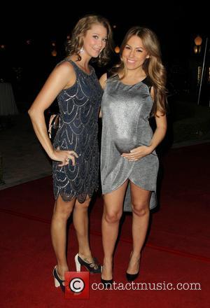 Kristen Renton and Jessica Hall