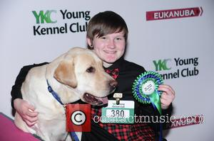 Katie Gill and Starters Heelwork To Music Runner Up