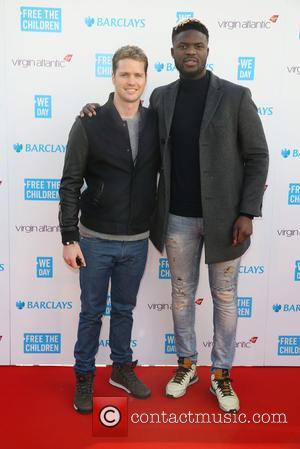 Sam Branson and Karl Lokko