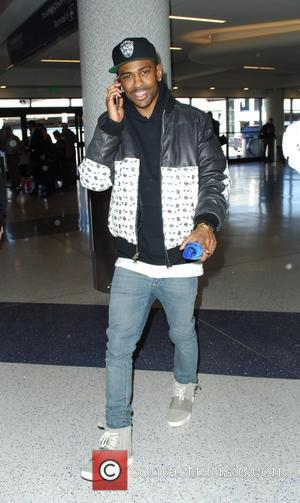 Big Sean - Big Sean arrives at Los Angeles International Airport (LAX) wearing a jacket by Billionaire Boys Club at...