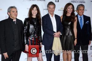 Daniel Battsek, Charlotte Gainsbourg, Benoit Jacquot, Clo Cohen and Charles Cohen
