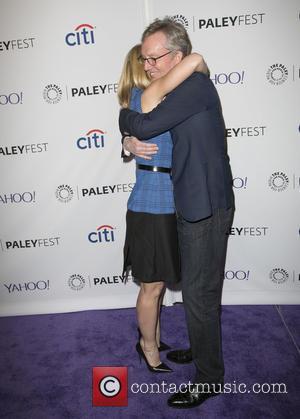 Claire Danes and Alex Gansa