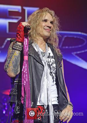Steel Panther and Michael Starr - Shots of American glam rock band Steel Panther as the gave a live performance...
