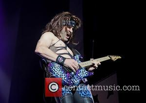Steel Panther and Satchel
