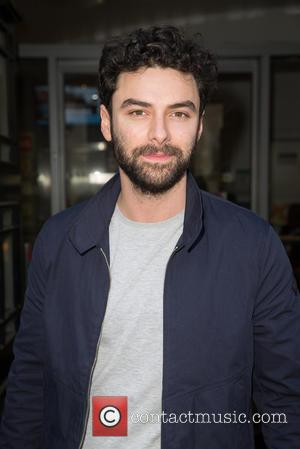 Aidan Turner Engaged To Girlfriend - Report