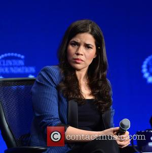 America Ferrera - Clinton Global Initiative University - Fast Forward: Accelerating Opportunity for All at BankUnited Center - Coral Gables,...