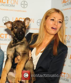 Tess Daly - Crufts held at the Birmingham NEC - Day 2 at Birmingham NEC - Birmingham, United Kingdom -...