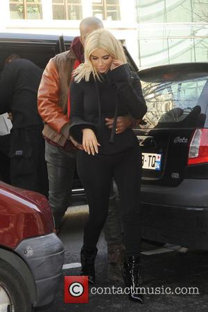 Guess Who Inspired Kim Kardashian To Go Platinum