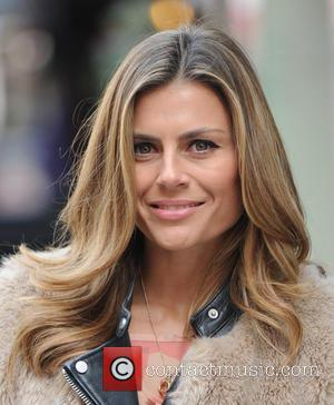Zoe Hardman - Zoe Hardman out and about in London - London, United Kingdom - Friday 6th March 2015