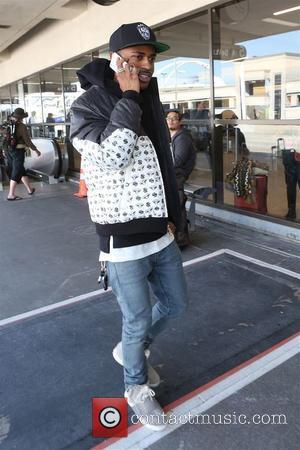 Big Sean - Big Sean departs Los Angeles from LAX - Los Angeles, California, United States - Saturday 7th March...