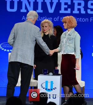 Bill Clinton, Maria Alekhina and Pussy Riot