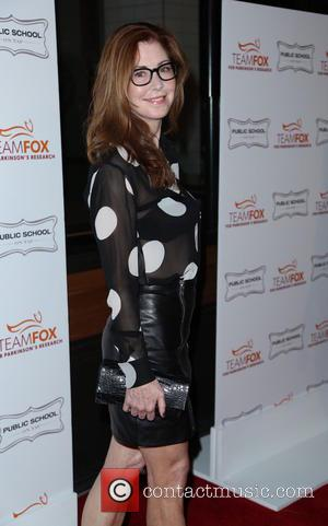 Dana Delany - A variety of stars were snapped as they arrived at the Raising The Bar To End Parkinsons...