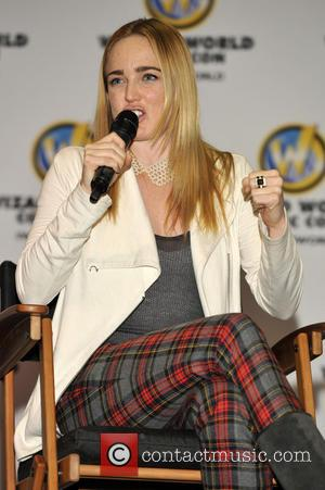 Caity Lotz - Wizard World Comic Con Fan Fest Chicago held at the Donald E. Stephens Convention Center - Day...