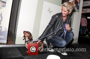 Ulrika Jonsson - Crufts Day Four Arrivals at National Exhibition Centre - Birmingham, United Kingdom - Saturday 7th March 2015