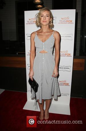 Beth Riesgraf - A variety of stars were snapped as they arrived at the Raising The Bar To End Parkinsons...