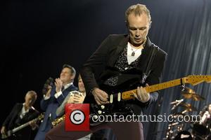 Gary Kemp - Spandau Ballet performing live in concert at the SSE Hydro at the SECC at SSE Hydro SECC...