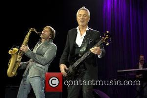 Martin Kemp and Steve Norman