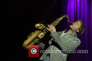 Steve Norman - Spandau Ballet performing live in concert at the SSE Hydro at the SECC at SSE Hydro SECC...