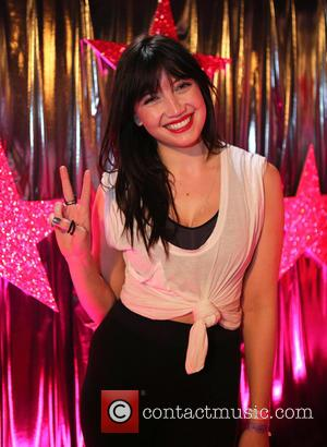 Daisy Lowe - Celebrities take part in the Comic Relief Danceathon for Red Nose Day at the The SSE Arena,...