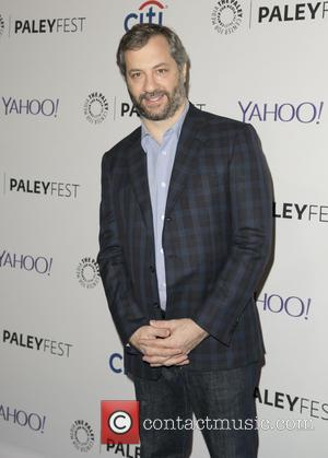 Judd Apatow - A host of stars were photographed as they attended the 'Girls' panel at the 32nd annual PaleyFest...