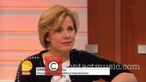 Darcey Bussell - Darcey Bussell appears on 'Good Morning Britain' to talk about judging real people on 'The People's Strictly'...