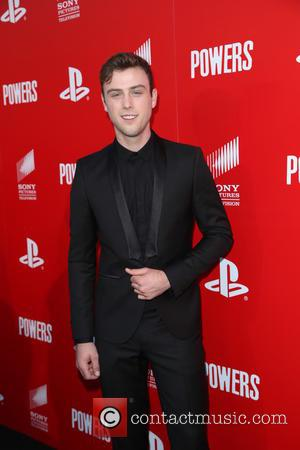 Sterling Beaumon - PlayStation & Sony Pictures television series premiere of 'POWERS' at Sony Pictures Studios - Red Carpet Arrivals...