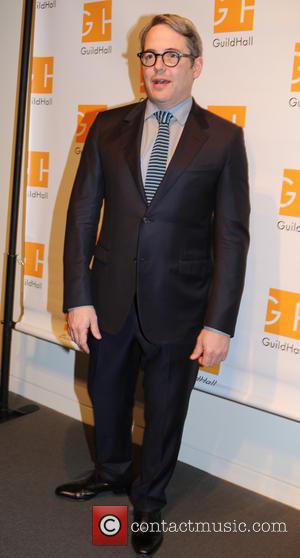 Matthew Broderick - Guild Hall's Academy of The Arts 2015 Lifetime Achievement Awards Dinner at Sotheby's - New York, New...