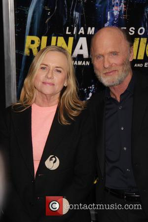Ed Harris and Amy Madigan