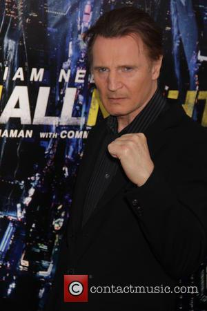 Liam Neeson - Shots from the World premiere of 'Run All Night' as a variety of stars took to the...
