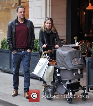 Mark Huberman and Amy Huberman
