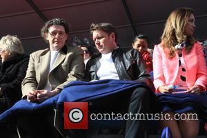 Marco Pierre White and James Martin