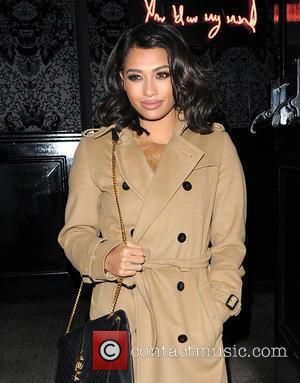 Vanessa White - Launch of the Millie Mackintosh Spring/Summer 2015 Collection at Ramusake restaurant - London, United Kingdom - Tuesday...