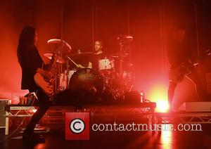Placebo, Brian Molko, Stefan Olsdal and Matt Lunn