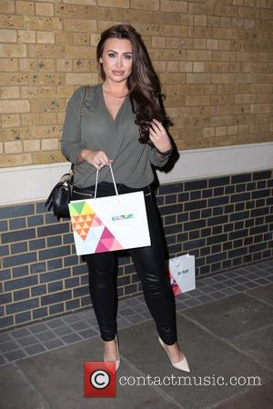 Lauren Goodger - Celebs attend the exclusive launch of new social networking site. Held at Ham Yard Hotel, London at...