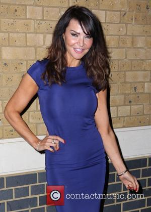 Lizzie Cundy - Celebs attend the exclusive launch of new social networking site. Held at Ham Yard Hotel, London at...