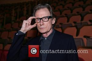 Bill Nighy - Media day for Broadway play Skylight held at the Golden Theatre. at Golden Theatre, - New York...