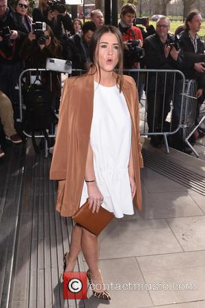 Brooke Vincent - TRIC Awards held at the Grosvenor House - Arrivals. at Grosvenor House - London, United Kingdom -...