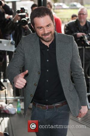 Danny Dyer - TRIC Awards held at the Grosvenor House - Arrivals. at Grosvenor House - London, United Kingdom -...