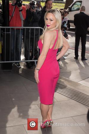 Kristina Rihanoff - TRIC Awards held at the Grosvenor House - Arrivals. at Grosvenor House - London, United Kingdom -...