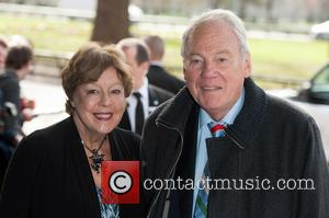 Peter Sissons and Sylvia Sissons