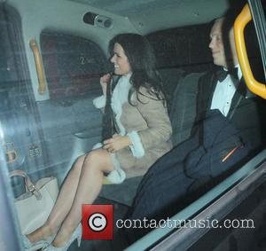 Susanna Reid - Tric Awards 2015 held at the Grosvenor House hotel - Departures at Grosvenor House - London, United...
